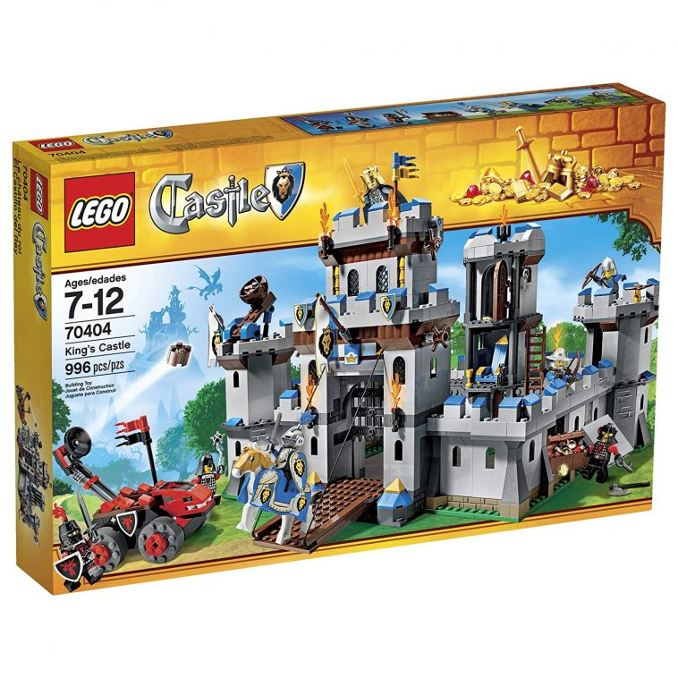 Best Lego Castle Sets Of 2019 Bricksnstuds