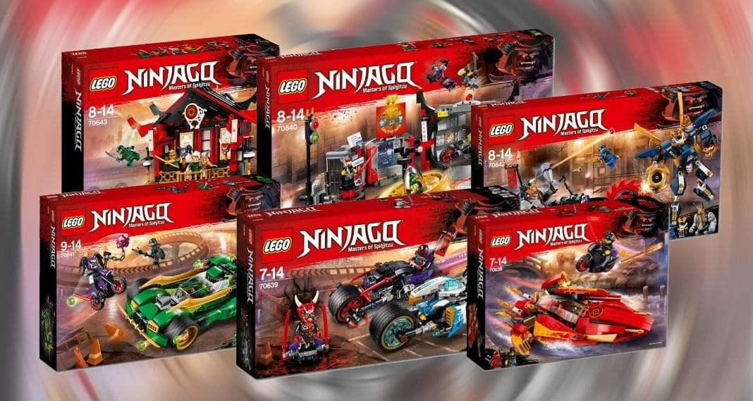 Lego Ninjago Buying Guide